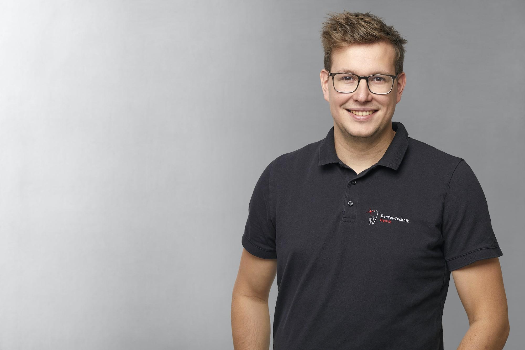 Mitarbeiter Portrait Daniel Winkelmann