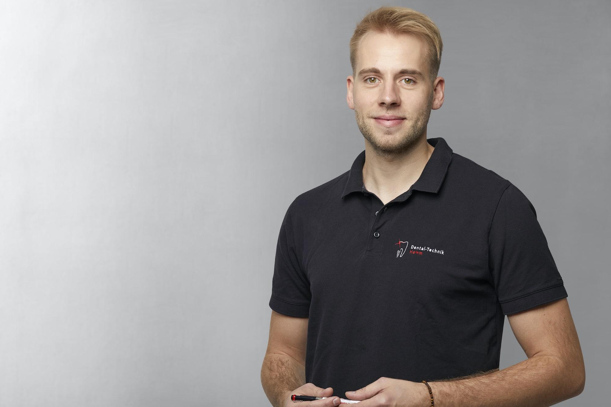 Mitarbeiter Portrait Max Greißner