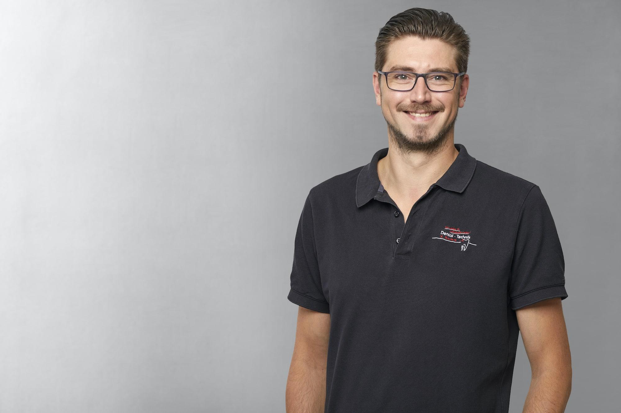 Mitarbeiter Portrait Sebastian Krick