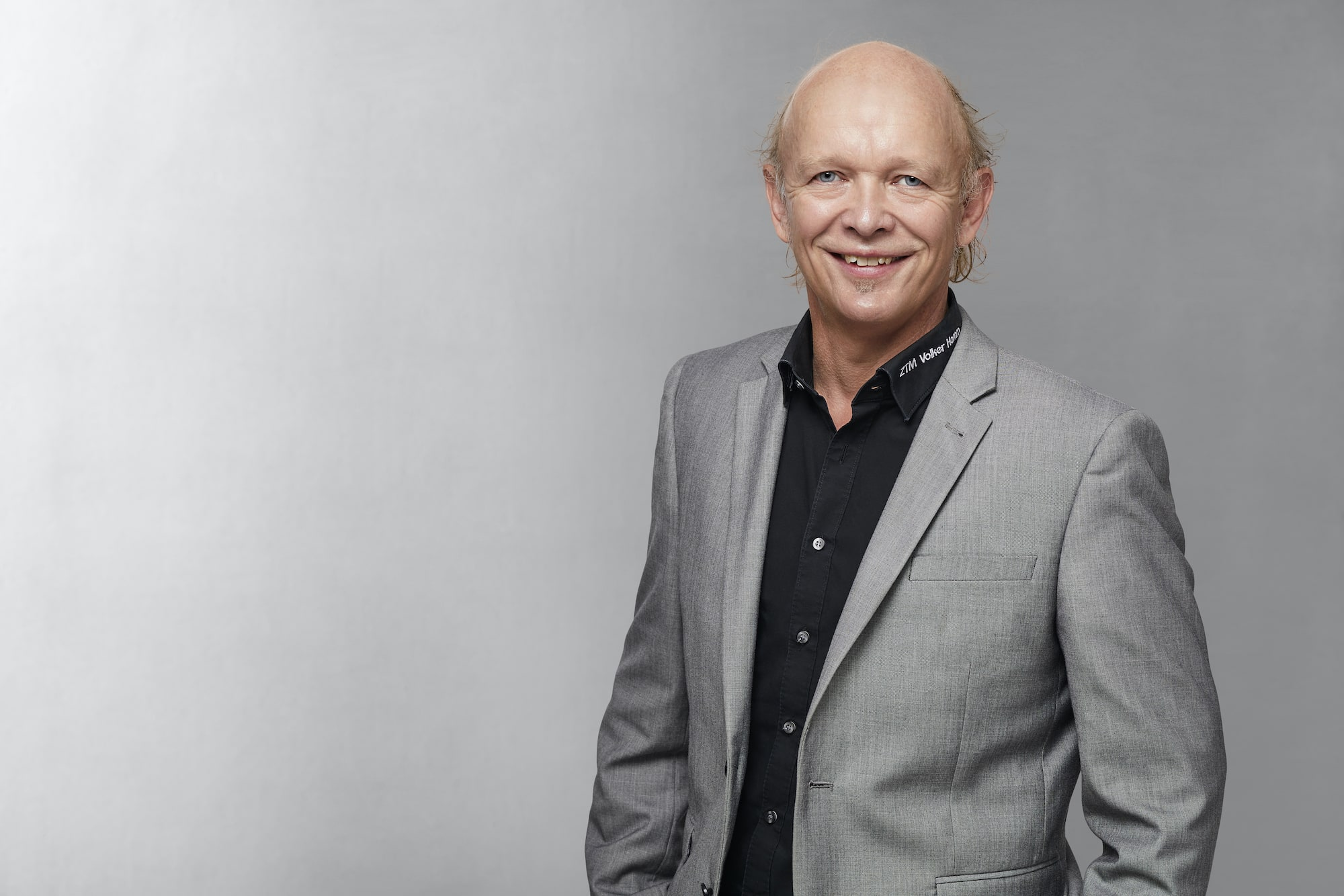 Mitarbeiter Portrait Volker Hamm